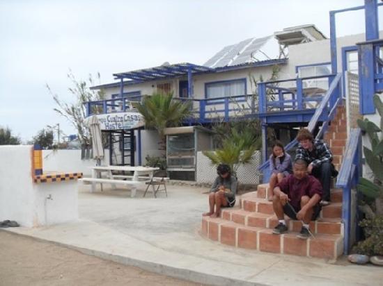Cuatro Casas Hostel