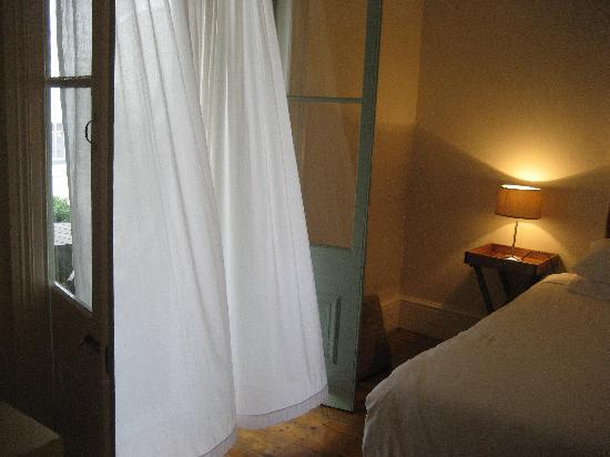 "St Bedes Terrace: ""Mountain"" bedroom"