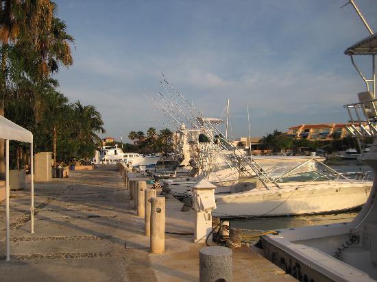 Chac Hal Al Condominiums: Harbor in Puerto Aventuras