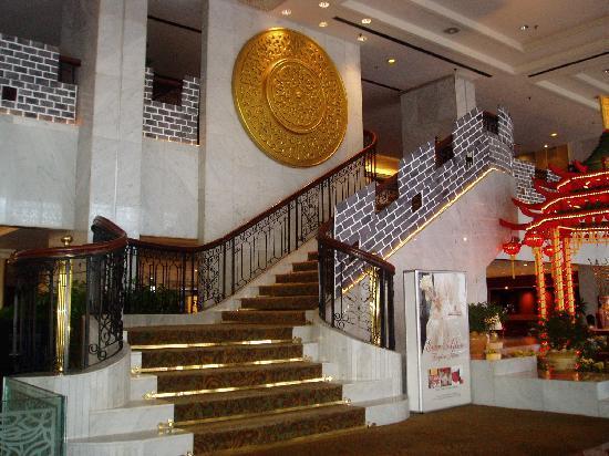 Hotel Jen Penang by Shangri-La: lobby