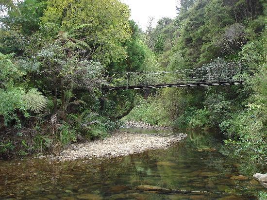 Wairua Lodge - The Hidden River Valley: so different