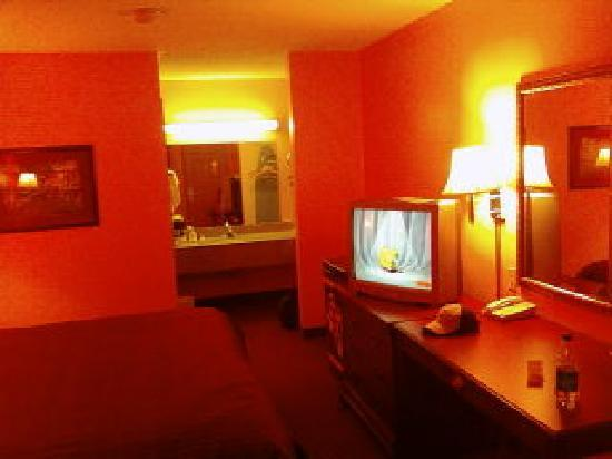Best Western Northpark Inn: from entry