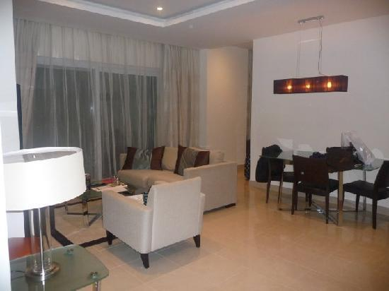 Bonnington Jumeirah Lakes Towers : Lounge