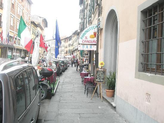 Hotel Francesco : Via santa maria