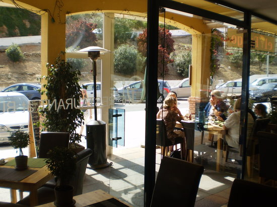 The Restaurant at Burriana: A great location for a Sunday lunch with friends