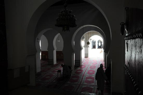 Fes, Morocco: MOSQUEE