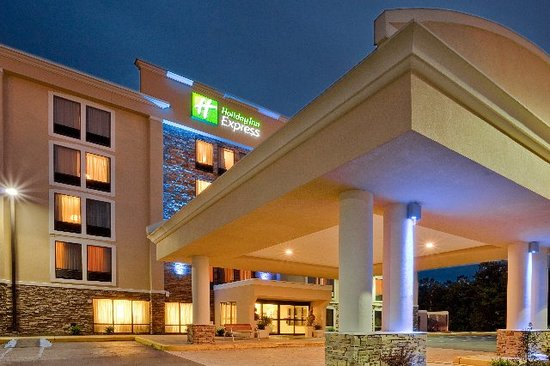Holiday Inn Express Wilkes Barre East: Holiday Inn Express East