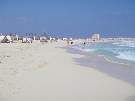 Jaz Almaza Beach Resort: Pictures says it all ....