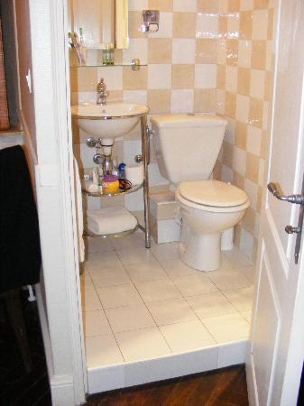 Nice Garden Hotel: Chambre 1 salle de douche