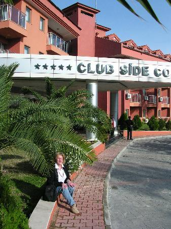 Club Side Coast Hotel: Zugang zum Coast Hotel