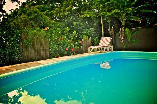 Pousada Vila Pitanga: Poolside