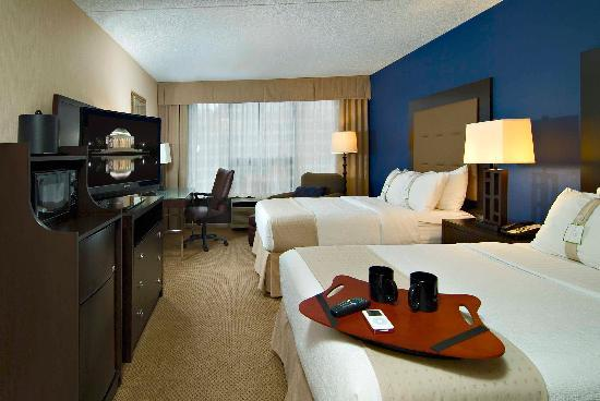 Holiday Inn Washington DC / Greenbelt: Clean and comfortable rooms with friendly Staff