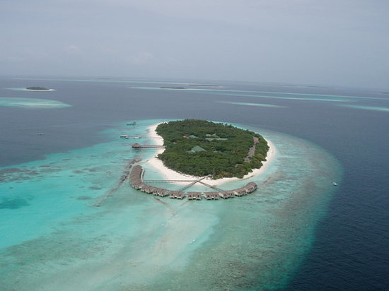 Gan Island Photo