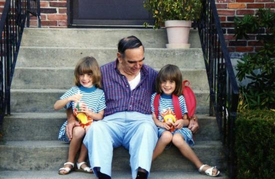 Randolph, MA: With our Grandfather