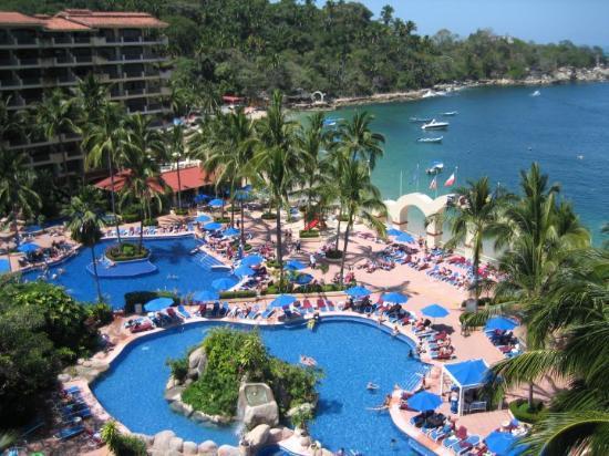 La Jolla De Mismaloya Hotel Puerto Vallarta Mexico