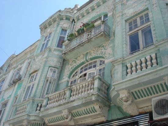 Varna- Renouveau bulgare