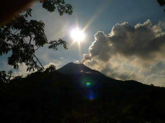 Cobano, Costa Rica: Algunos paisajes de Costa Rica