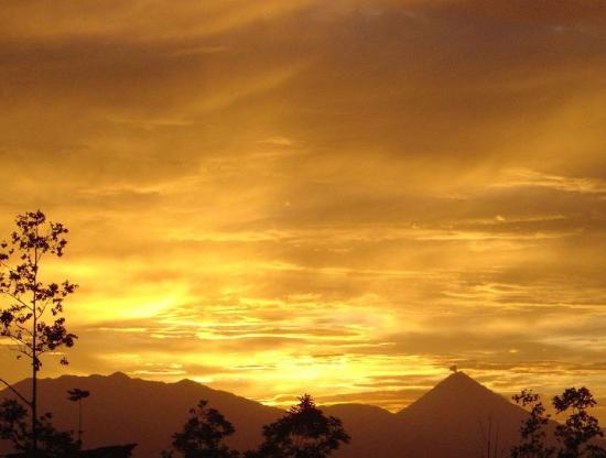 Cóbano, Costa Rica: Algunos paisajes de Costa Rica