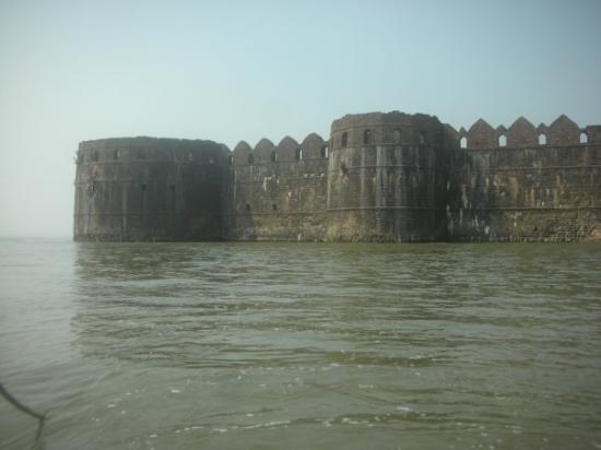 Alibaug, الهند: Murud Janjira