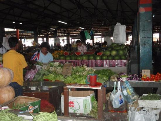 Markets in Suva
