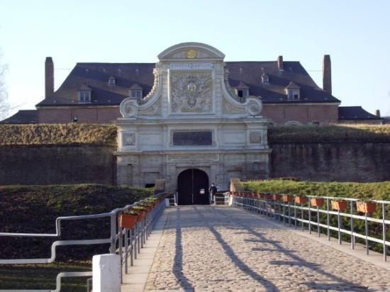Le Citadelle Park, Lille, France