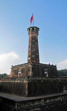Bilde fra Hanoi Flag Tower