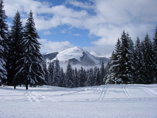 Avoriaz Ski Resort Foto
