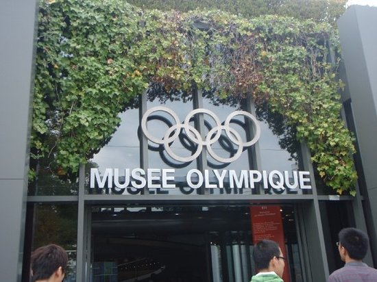 Olympic Museum Lausanne (Musee Olympique) Photo