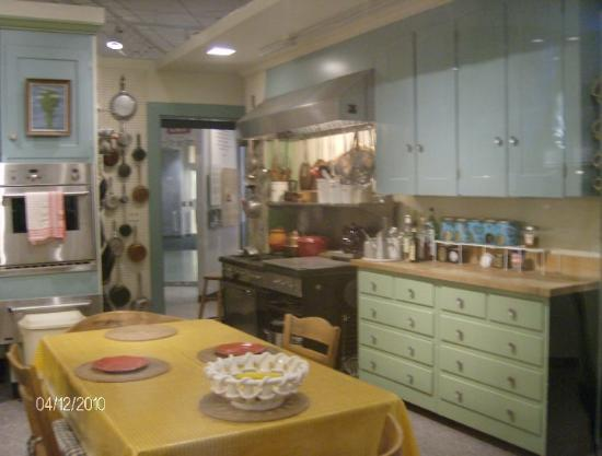 National Museum of American History: Julia Child's Kitchen