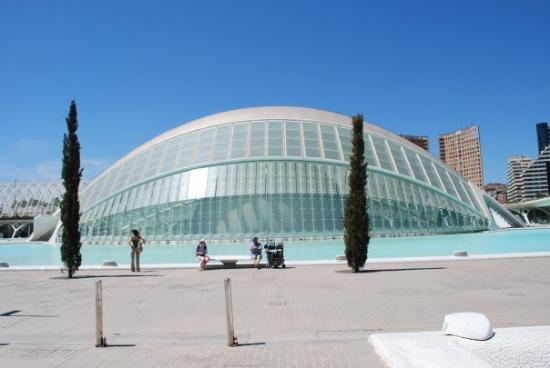 Oceanografic Valencia: El ojo