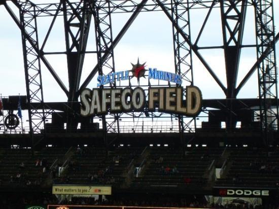 Safeco Field logo