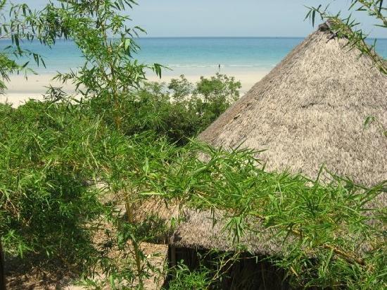 Jungle Beach VietNam: view from room