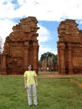 Ruinas de San Ignacio - Misiones - Argentina