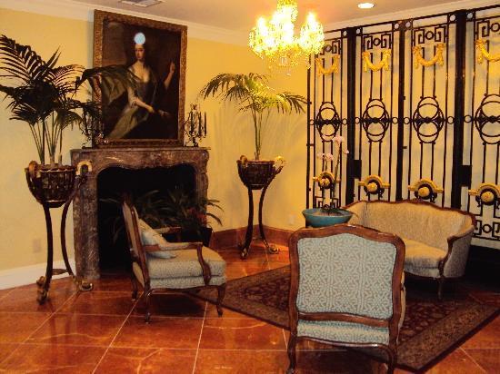 Omni Royal Crescent Hotel: Hotel Lobby