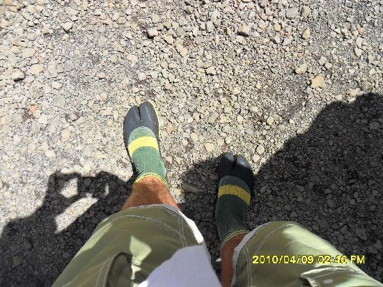 Hike Maui: Wear the shoes