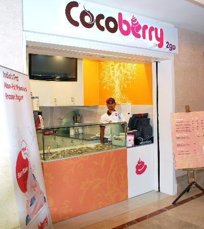 Cocoberry2Go, DLF Promenade, Vasant Kunj