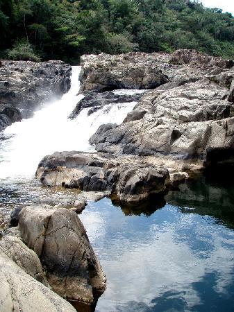 Black Rock Lodge : Vaca Falls