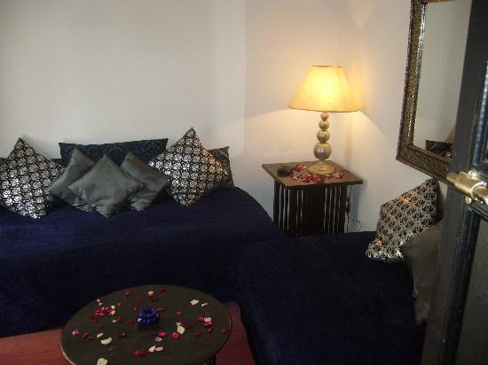Riad fabiola hotel marrakech maroc voir les tarifs for Salon zen rabat tarifs