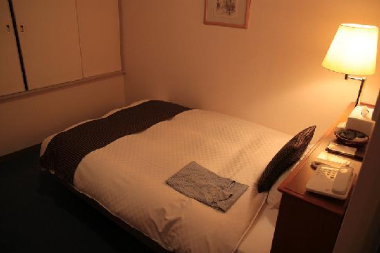 APA Hotel Hikone Minami: もう一枚ベッド