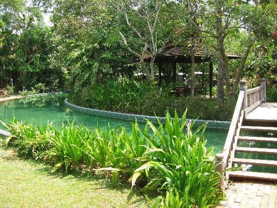 Angkor Village Resort: Pool View