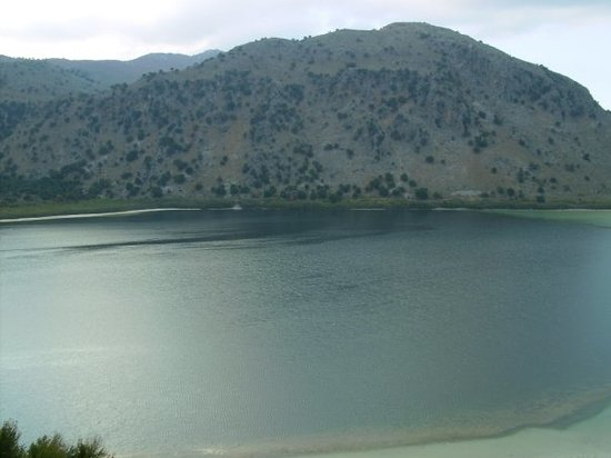 ‪Lake Kournas‬