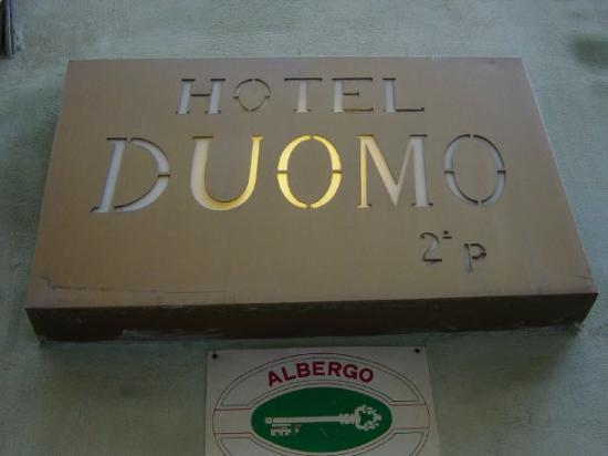 Hotel Duomo: Our hotel in Siena