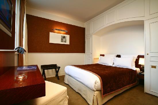 Hotel Le Clos Medicis: Classic double room