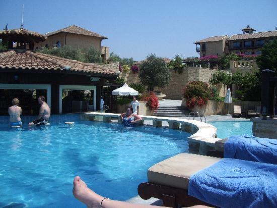 Elysium Hotel: Best beach bar in Cyprus!