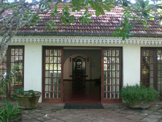 Sri Budhasa Ayurveda Resort: Hotelanlage