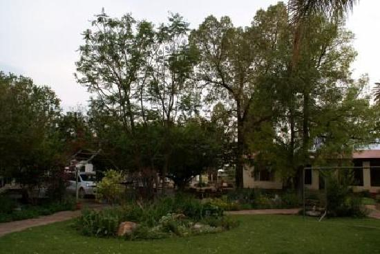 Gabus Game Ranch: Esterno e parco