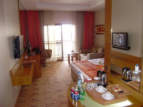 Crowne Plaza Sohar: room