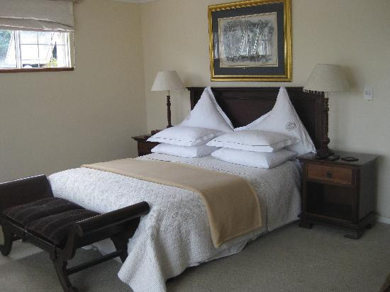 Seacliffe Lodge : Our room