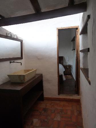 El Carambolo: Bathroom