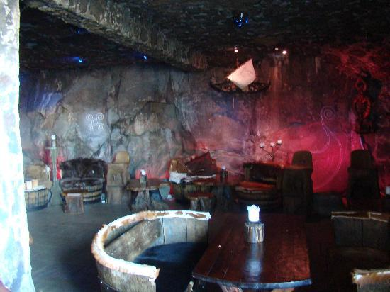 Viking Village Hotel: The Cave.